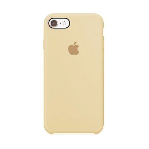 Capa para iPhone 6 e 6s em Silicone Apple Rosa Claro