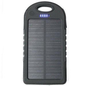 Carregador Portátil Solar Charger Power Bank