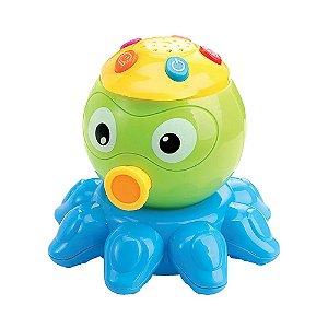 Brinquedo Polvo Infantil Com Efeitos Sonoros Musica E Luz Art Brink