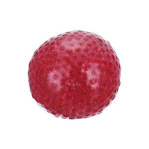 Brinquedo Bola Bolekinha Relaxante Geleca Art Brink Vermelho