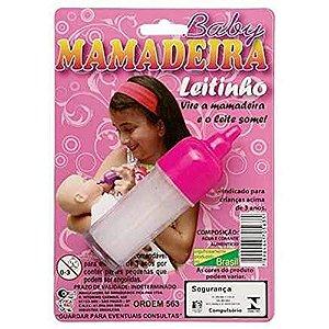 Brinquedo Baby Mamadeira Magica com Leitinho para Bonecas Pica Pau