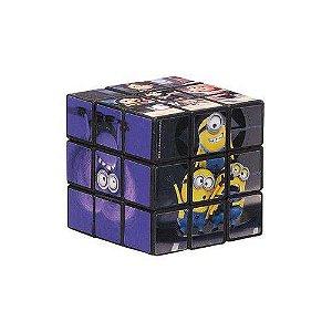 Brinquedo Minions Infantil Cubo Mágico Meu Malvado Favorito - Art Brink