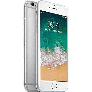 """iPhone 6s 32GB Prata Tela Retina HD 4,7"""" 3D Touch Câmera 12MP"""