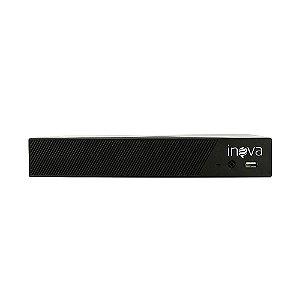 Gravador Digital De Vídeo Para Câmera De Segurança 1080p HD 8 Canais DVR-7281 - Inova
