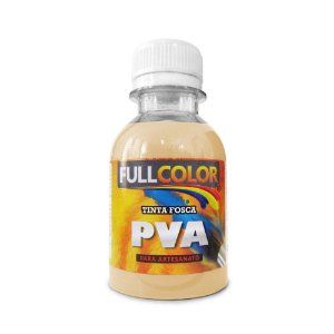Tinta PVA fullcolor fosco 100 ml PAPIRO ANTIGO