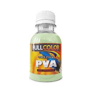 Tinta PVA fullcolor fosco 100 ml menta