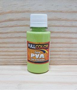 Tinta PVA Fullcolor Fosco 100ml Verde Cítrico