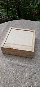 Caixa de Chá Pinus