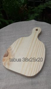 Placa Tabua Pinus