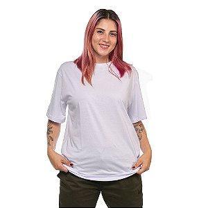 Camiseta Owl Lisa - Branco