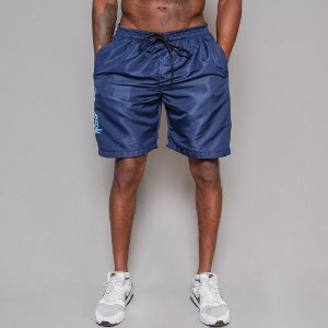 Shorts Tactel Plus - Marinho