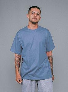 Camiseta Lisa - Azul Genuíno