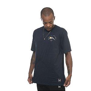 Camiseta Owl Bring the Light - Azul Marinho