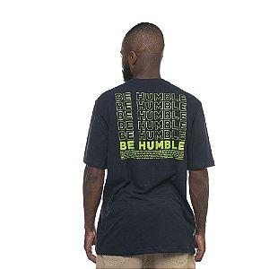 Camiseta Owl Humble 2.0 - Azul Marinho