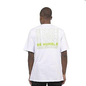 Camiseta Owl Humble 2.0 - Branco