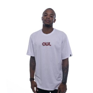 Camiseta OWL Icon - Branco