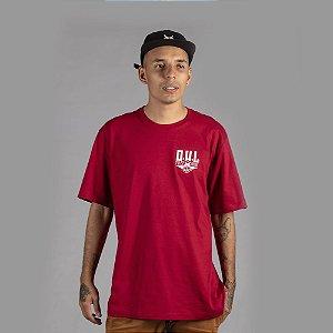 Camiseta OWL Free Soul - Vermelho