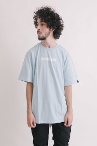 Camiseta OWL Odabliuéle Tag - Azul Acqua