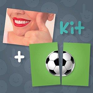 [KIT] Multicartas Fotos + Dissílabos