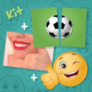 [KIT] Multicartas Smiles + Fotos + Dissílabos
