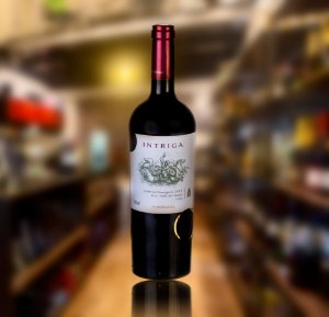 Vinho Tinto Intriga Cabernet Sauvignon Montgras 750mL