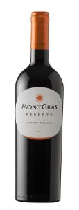 Vinho Tinto Cabernet Sauvignon Reserva Montgras  2015 - 750ml