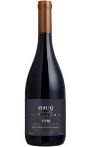 Vinho Tinto Single Vineyard Syrah Miolo 750mL