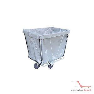 Carro lavanderia em Vinil 400 lt