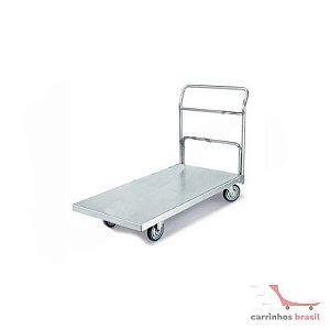 Carro plataforma 300 kg 390/1 Inox