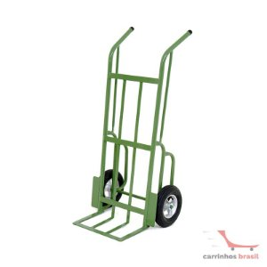 Carro armazém 300 kg semi pneumático 130/4