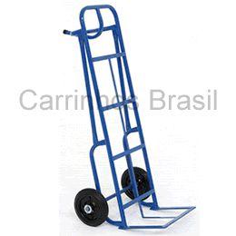 Carro refrigerante 300 kg semi pneumático 150/3