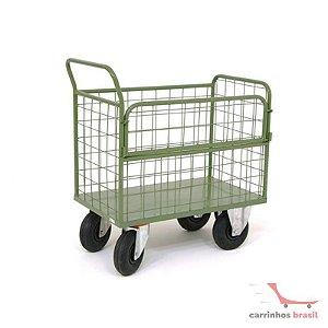 Carro em tela pneumático 400 kg  530/pn
