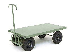 Carro plataforma 800 kg 520/sc