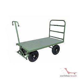 Carro plataforma 800 kg 520/c 1aba