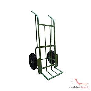 Carro armazém 400 kg pneumático 150/4