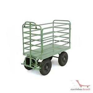 Carro plataforma 800 kg  522