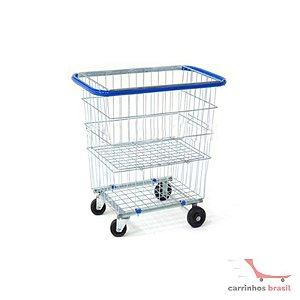 Carro condomínio Top compras com divisória