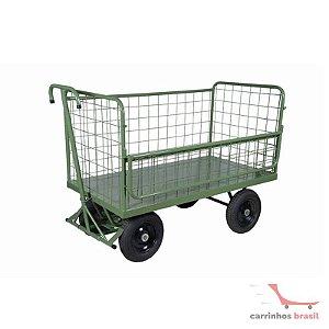 Carro plataforma 800 kg em tela  522