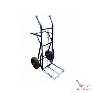 Carro armazém 400 kg pneumático 150/4 Joaquinzão