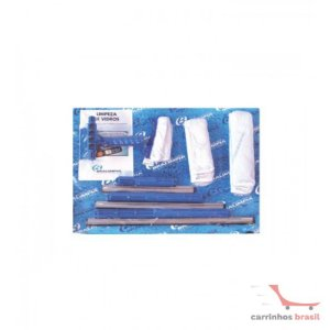 LIMPEZA DE VIDROS Mini Kit KT900