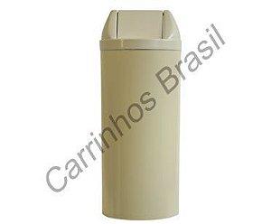 Lixeira coletora 23  litros