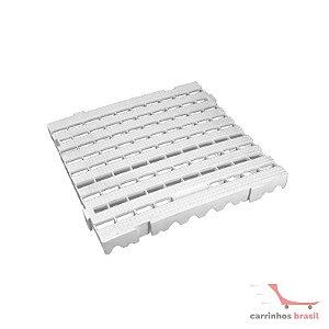 Estrado 50x50 branco
