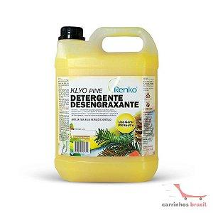 Desengraxante KLYO PINE KLPG5L  5 litros