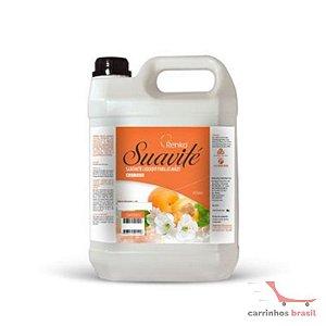Sabonete líquido pessego