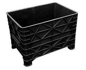 Caixa coletora 530 Plastic  preta
