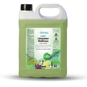 Multi uso lima limão CHLM5L  5 litros