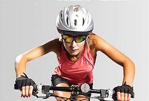 Óculos de ciclismo proteção UV400