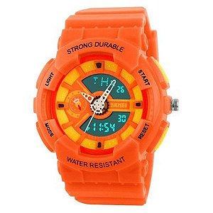 Relógio Infantil Skmei Anadigi 1052 LR