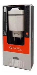 Carregador Power PMCELL Dual USB