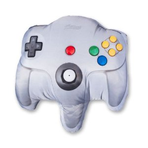 Almofada Controle Antipop Nintendo 64
